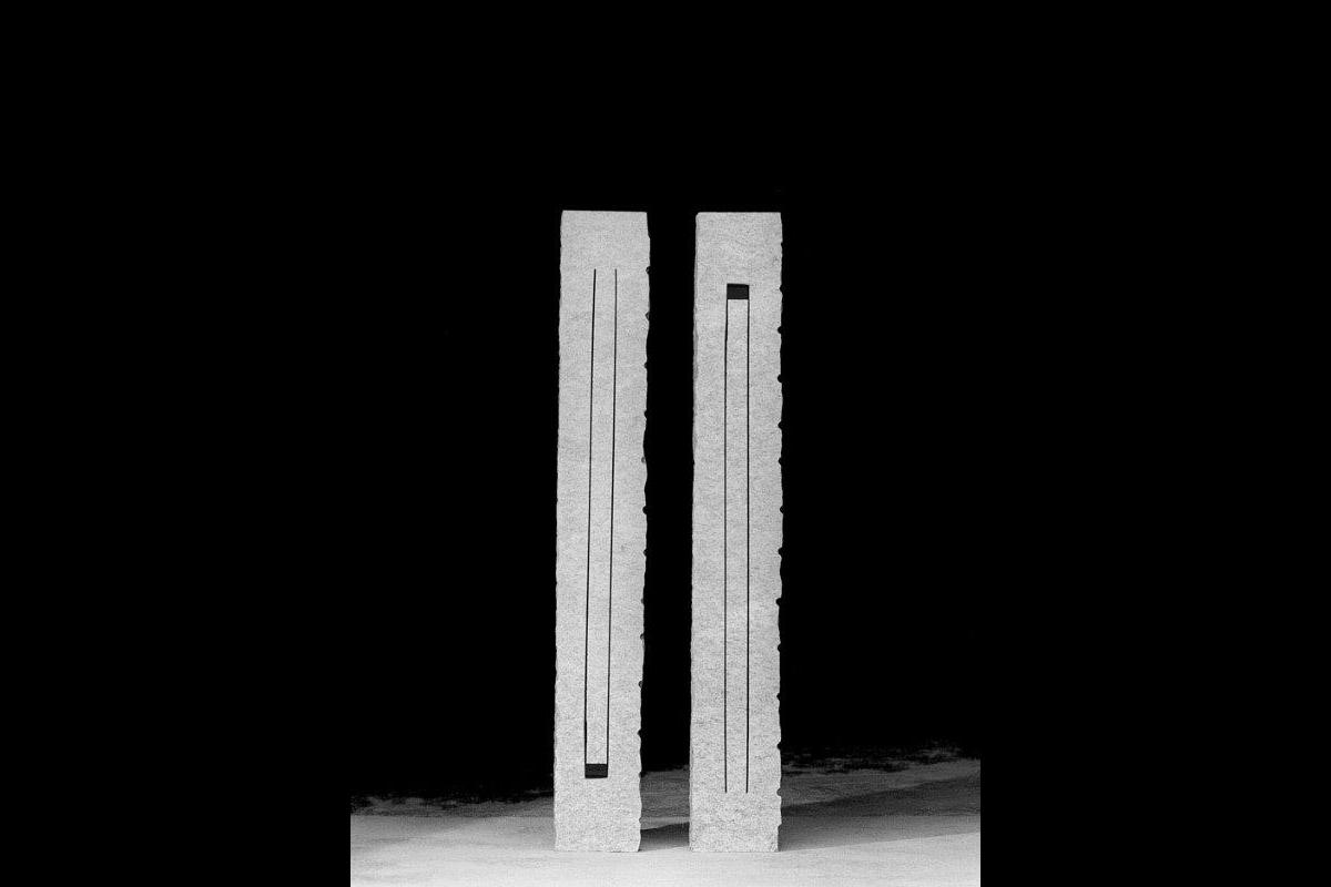 ohne Titel / Granit / 1991