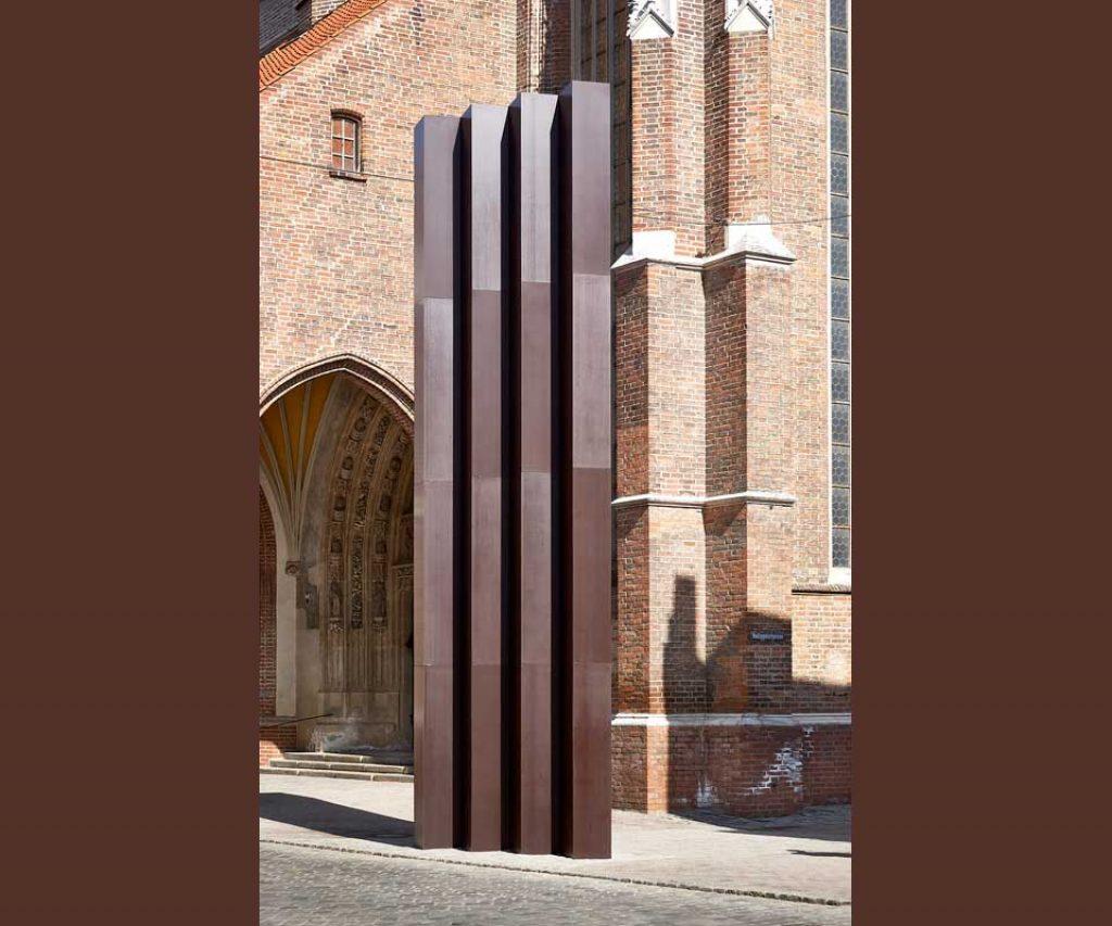 Stairway / Aussenskulptur / 2002
